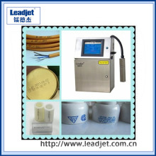 Leadjet Fully Automatic Continuous Date Inkjet Type Code Printing Machine